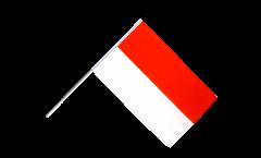 Stockflagge Indonesien - 60 x 90 cm