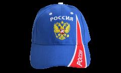 Cap / Kappe Russland, nation, blau