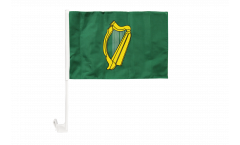 Autofahne Irland Leinster - 30 x 40 cm