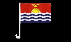 Autofahne Kiribati - 30 x 40 cm