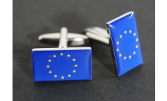 Manschettenknöpfe Flagge Europäische Union EU - 18 x 12 mm