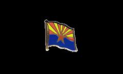 Flaggen-Pin USA Arizona - 2 x 2 cm