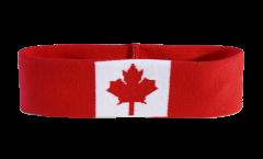 Stirnband Kanada - 6 x 21 cm