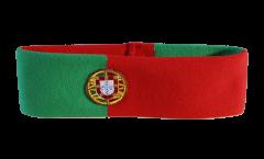 Stirnband Portugal - 6 x 21 cm