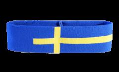 Stirnband Schweden - 6 x 21 cm