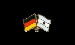 Freundschaftspin Deutschland - Argentinien - 22 mm