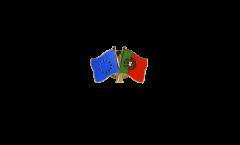 Freundschaftspin Europa - Portugal - 22 mm