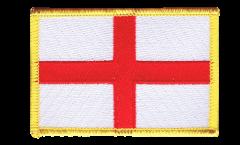 Aufnäher England St. George - 8 x 6 cm