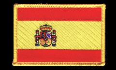 Aufnäher Spanien - 8 x 6 cm