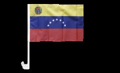 Autofahne Venezuela 7 Sterne mit Wappen 1930-2006 - 30 x 40 cm
