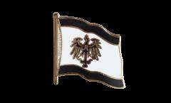Flaggen-Pin Preußen - 2 x 2 cm