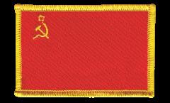 Aufnäher UDSSR Sowjetunion - 8 x 6 cm