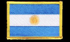 Aufnäher Argentinien - 8 x 6 cm