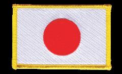 Aufnäher Japan - 8 x 6 cm