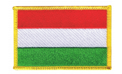 Aufnäher Ungarn - 8 x 6 cm
