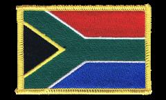 Aufnäher Südafrika - 8 x 6 cm