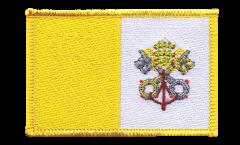 Aufnäher Vatikan - 8 x 6 cm