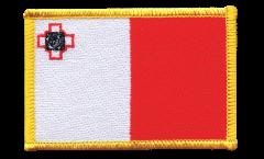 Aufnäher Malta - 8 x 6 cm