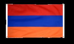 Balkonflagge Armenien - 90 x 150 cm