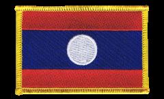Aufnäher Laos - 8 x 6 cm