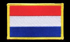 Aufnäher Niederlande - 8 x 6 cm