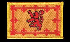 Aufnäher Schottland Royal - 8 x 6 cm