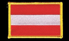 Aufnäher Österreich - 8 x 6 cm