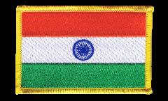 Aufnäher Indien - 8 x 6 cm