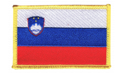 Aufnäher Slowenien - 8 x 6 cm