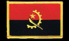 Aufnäher Angola - 8 x 6 cm