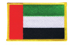 Aufnäher Vereinigte Arabische Emirate - 8 x 6 cm