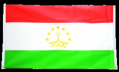 Balkonflagge Tadschikistan - 90 x 150 cm