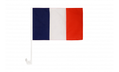 Autofahne Frankreich - 30 x 40 cm
