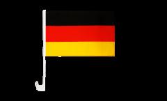 Autofahne Deutschland - 30 x 40 cm