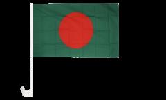 Autofahne Bangladesch - 30 x 40 cm