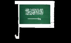 Autofahne Saudi-Arabien - 30 x 40 cm