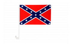 Autofahne USA Südstaaten - 30 x 40 cm