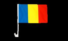 Autofahne Rumänien - 30 x 40 cm