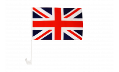 Autofahne Großbritannien - 30 x 40 cm