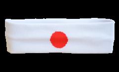 Stirnband Japan - 6 x 21 cm
