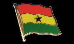 Flaggen-Pin Ghana - 2 x 2 cm