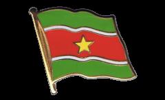Flaggen-Pin Surinam - 2 x 2 cm
