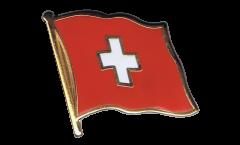 Flaggen-Pin Schweiz - 2 x 2 cm