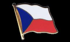 Flaggen-Pin Tschechische Republik - 2 x 2 cm
