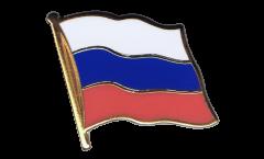 Flaggen-Pin Russland - 2 x 2 cm