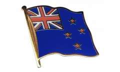 Flaggen-Pin Neuseeland - 2 x 2 cm