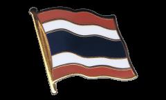 Flaggen-Pin Thailand - 2 x 2 cm
