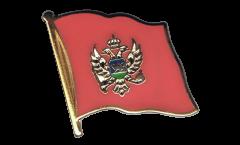 Flaggen-Pin Montenegro - 2 x 2 cm