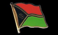 Flaggen-Pin Vanuatu - 2 x 2 cm