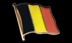 Flaggen-Pin Belgien - 2 x 2 cm